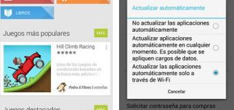 Actualizar apps, la pesadilla de los smartphone