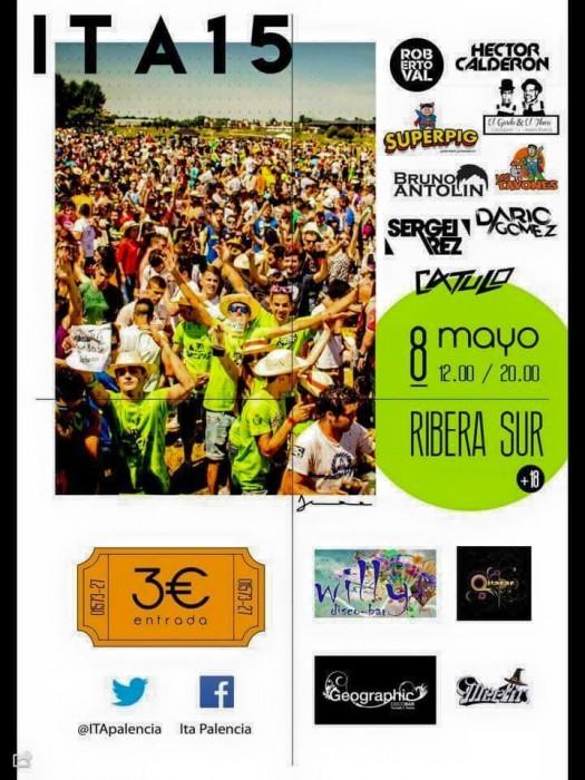 Cartel ITA Palencia 2015