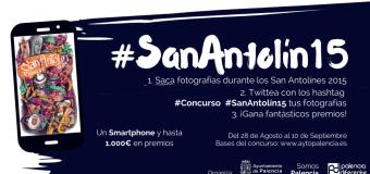 II concurso de fotografía con móvil ciudad de Palencia