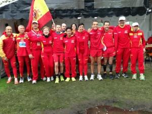 equipo España trial