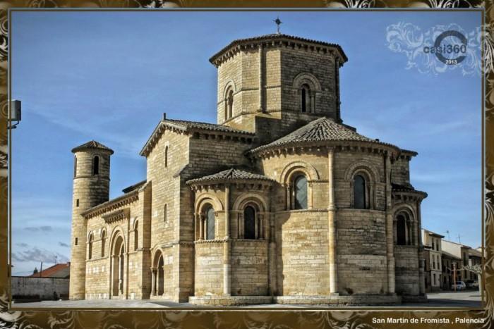 Frómista, San Martín. Palencia foto de Casi360, cedida a Palencia Diferente