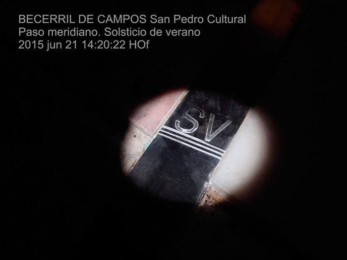 San Pedro Cultural Becerril de campos. Solsticio de verano. Palencia diferente