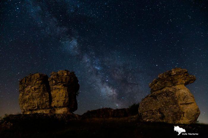 Fotografía nocturna en Las Tuerces. Palencia diferente